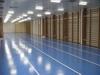 Gimnazjum w Chorzowie - sala gimnastyczna