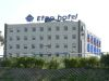 Hotel Etap w Katowicach - korytarze i klatki schodowe