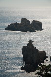 Malownicze skały mogą kryć w sobie zadziwiające niespodzianki
