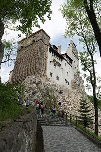 Zamek hrabiego Drakuli