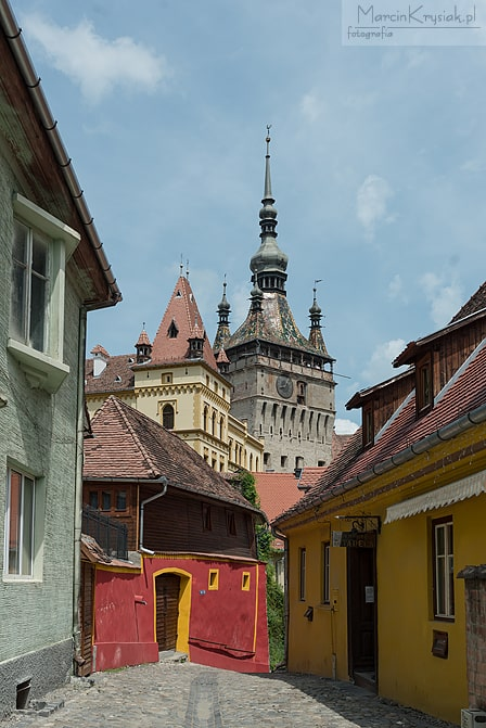 Sighisoara - Rumunia