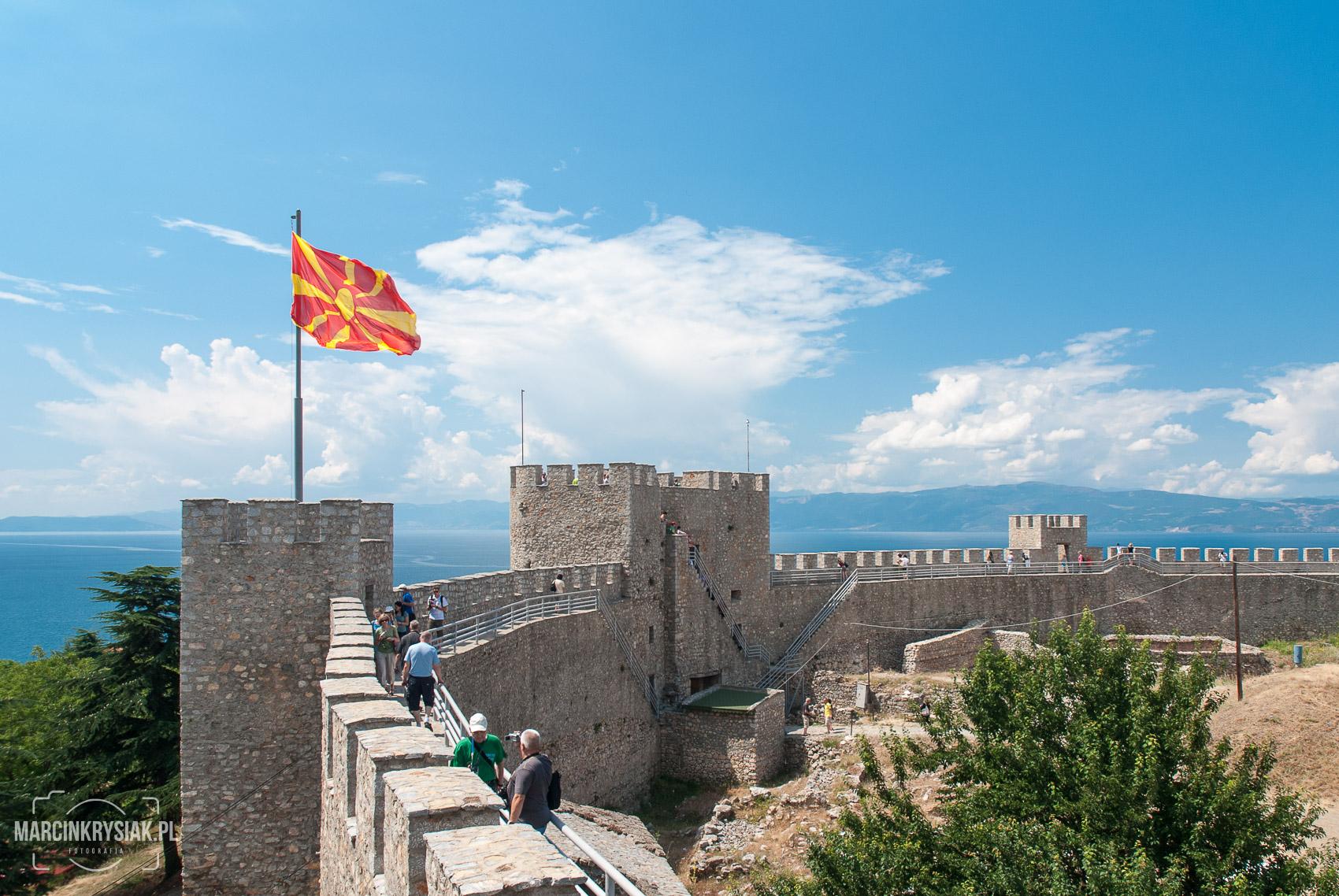 Twierdzy cara Samuela, Ochryd, Macedonia