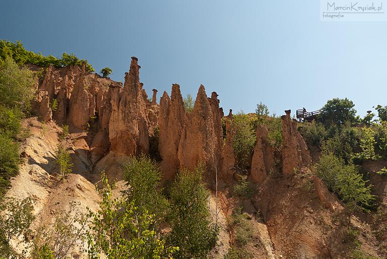 skały, Davolja Varos, Serbia