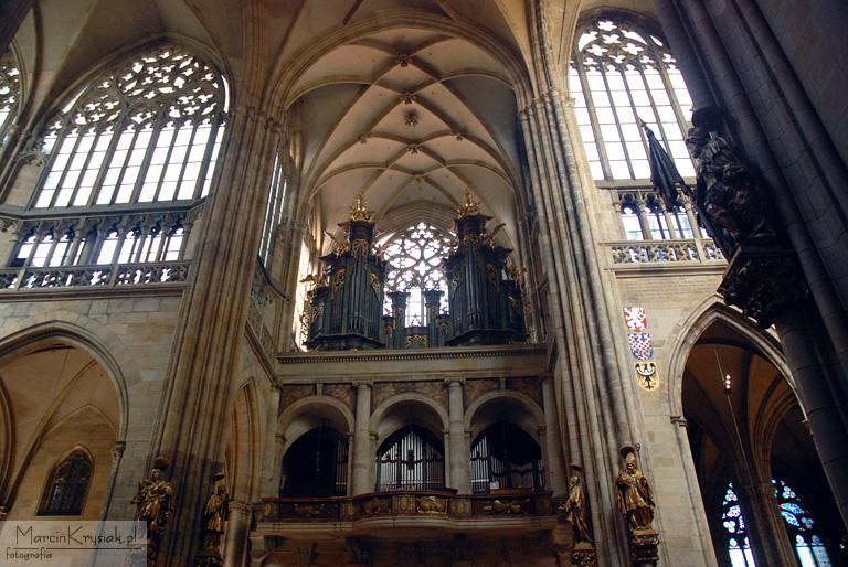 kościół, stolica, Praga, Czechy