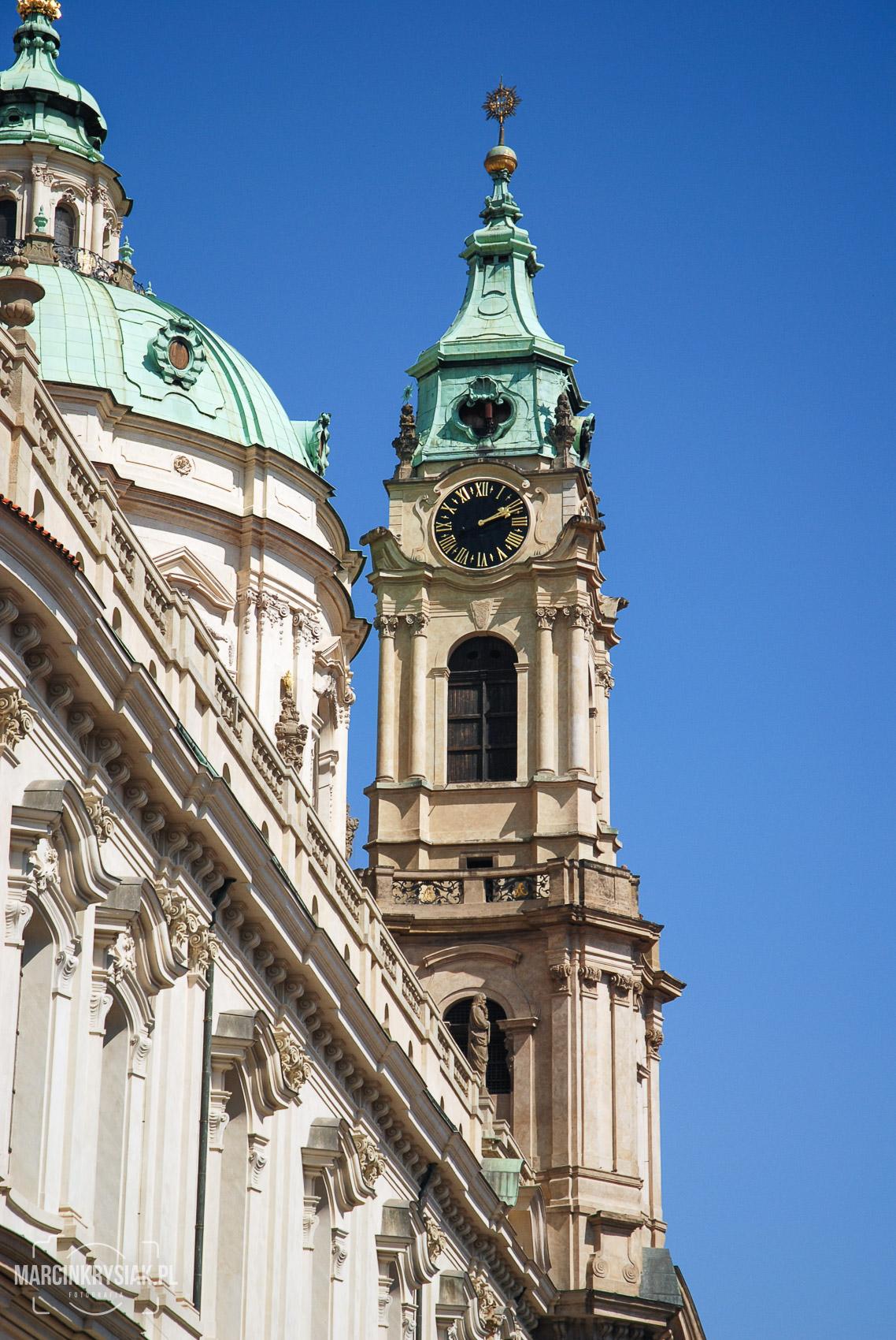 miasta, starówka, Praga, stolica, Czechy