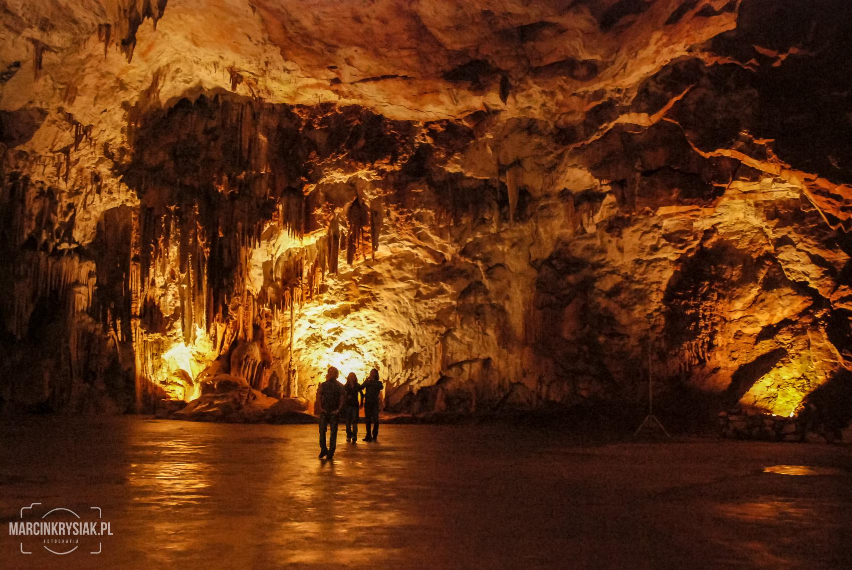 jaskinia, Postojna, Jama, S³owenia