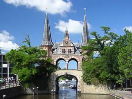 Holandia - Sneek - lipiec 2004
