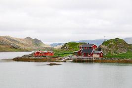 Norwegia - Nordkapp - lipiec 2008