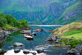 Norwegia - A - lipiec 2008