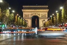 Francja - Pary¿ - listopad 2008