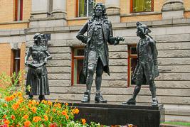 Norwegia - Oslo - sierpieñ 2008