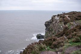 Irlandia - Howth - grudzieñ 2008