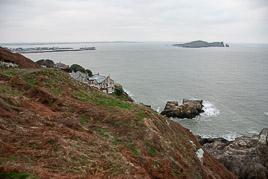 Irlandia - Howth - grudzień 2008