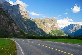 Norwegia - W drodze - Norwegia - sierpieñ 2008