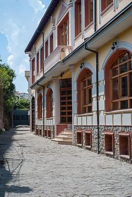 Albania - Elbasan - sierpieñ 2011