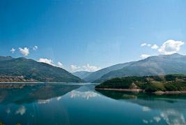 Macedonia - Park Mawrowo - sierpieñ 2011