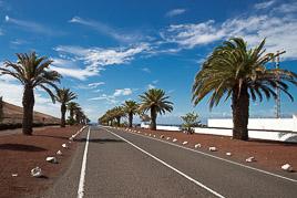 Wyspy Kanaryjskie - Lanzarote - Yaiza - listopad 2014
