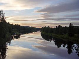 Szwecja - Transtrand - sierpieñ 2004