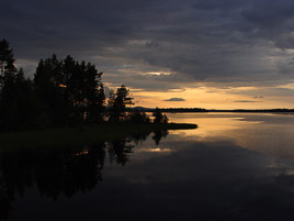Szwecja - Sollerön - sierpieñ 2004