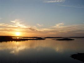 Szwecja - Tjuvkil - wrzesieñ 2005
