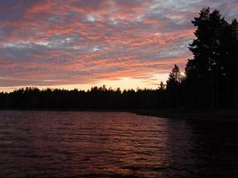 Szwecja - Vinäs - sierpieñ 2004