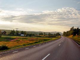 Szwecja - Malungsfors - sierpieñ 2004
