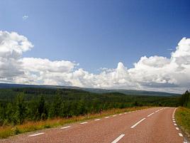 Szwecja - W drodze - Szwecja - sierpieñ 2004