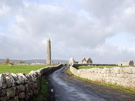 Irlandia - Ennis - styczeñ 2007