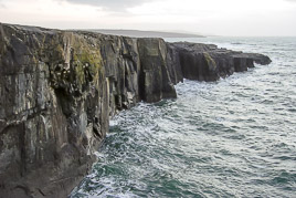 Irlandia - Klify - styczeń 2007