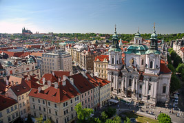 Czechy - Praga - kwiecieñ 2007