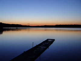 Szwecja - Rysjön - sierpieñ 2004