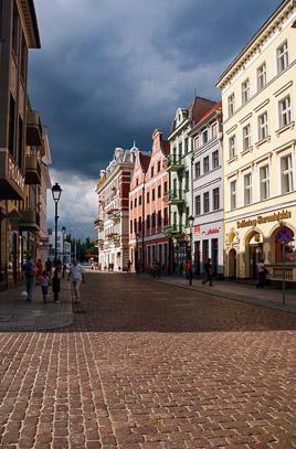 Polska - Toruñ - czerwiec 2007