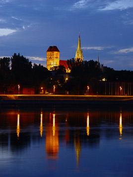 Polska - Toruñ - sierpieñ 2003