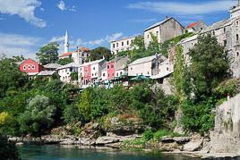 Bo¶nia i Hercegowina - Mostar - sierpieñ 2007