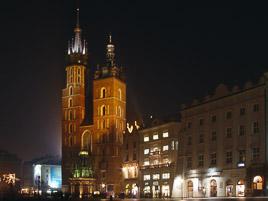 Polska - Kraków - grudzieñ 2006