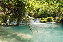 Chorwacja - Park Narodowy Jeziora Plitwickie - sierpieñ 2007