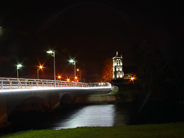 Irlandia - Newbridge - grudzieñ 2006