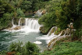 Chorwacja - Park Narodowy Krka - sierpieñ 2007
