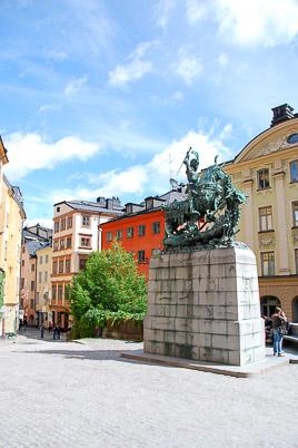 Szwecja - Sztokholm - lipiec 2008